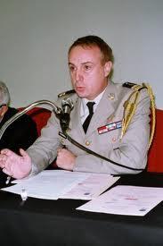 Colonel Jérôme Pellistrandi Crédits photo : IRSEM